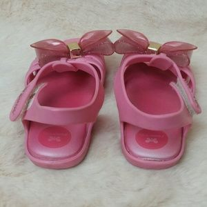 Zaxynina Saxon Jelly Pink with Bow Shoes